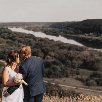 Vestuvių fotografas visoje Lietuvoje / Evaldas Slažinskas / Darbų pavyzdys ID 868617