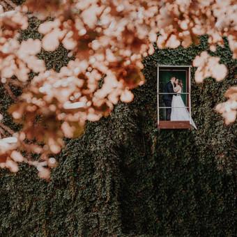 Vestuvių fotografas visoje Lietuvoje / Evaldas Slažinskas / Darbų pavyzdys ID 868621