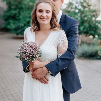 Vestuvių fotografas visoje Lietuvoje / Evaldas Slažinskas / Darbų pavyzdys ID 868631