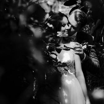Vestuvių fotografas visoje Lietuvoje / Evaldas Slažinskas / Darbų pavyzdys ID 868633