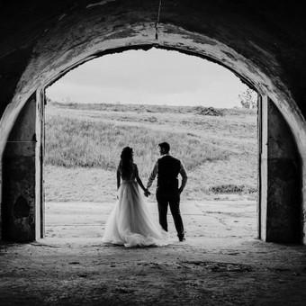 Vestuvių fotografas visoje Lietuvoje / Evaldas Slažinskas / Darbų pavyzdys ID 868645