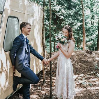 Vestuvių fotografas visoje Lietuvoje / Evaldas Slažinskas / Darbų pavyzdys ID 868647