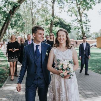 Vestuvių fotografas visoje Lietuvoje / Evaldas Slažinskas / Darbų pavyzdys ID 868659