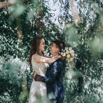 Vestuvių fotografas visoje Lietuvoje / Evaldas Slažinskas / Darbų pavyzdys ID 868661