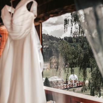 Vestuvių fotografas visoje Lietuvoje / Evaldas Slažinskas / Darbų pavyzdys ID 868663