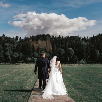 Vestuvių fotografas visoje Lietuvoje / Evaldas Slažinskas / Darbų pavyzdys ID 868665