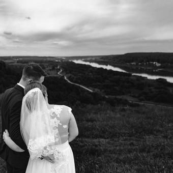 Vestuvių fotografas visoje Lietuvoje / Evaldas Slažinskas / Darbų pavyzdys ID 868671