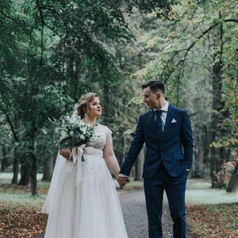 Vestuvių fotografas visoje Lietuvoje / Evaldas Slažinskas / Darbų pavyzdys ID 868703