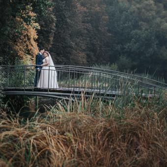Vestuvių fotografas visoje Lietuvoje / Evaldas Slažinskas / Darbų pavyzdys ID 868707