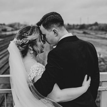 Vestuvių fotografas visoje Lietuvoje / Evaldas Slažinskas / Darbų pavyzdys ID 868711