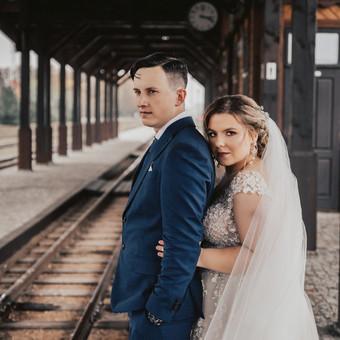 Vestuvių fotografas visoje Lietuvoje / Evaldas Slažinskas / Darbų pavyzdys ID 868713