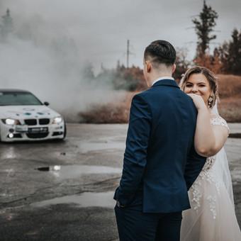 Vestuvių fotografas visoje Lietuvoje / Evaldas Slažinskas / Darbų pavyzdys ID 868719