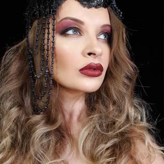 Angelika prof Makeup Artist / Anzhelika Yurieva / Darbų pavyzdys ID 871961