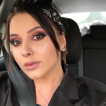 Angelika prof Makeup Artist / Anzhelika Yurieva / Darbų pavyzdys ID 871979