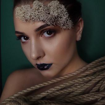 Angelika prof Makeup Artist / Anzhelika Yurieva / Darbų pavyzdys ID 872103