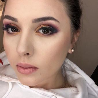 Angelika prof Makeup Artist / Anzhelika Yurieva / Darbų pavyzdys ID 872113