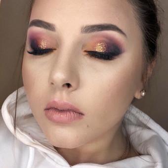 Angelika prof Makeup Artist / Anzhelika Yurieva / Darbų pavyzdys ID 872119