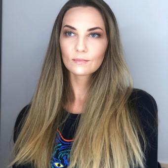 Angelika prof Makeup Artist / Anzhelika Yurieva / Darbų pavyzdys ID 872123