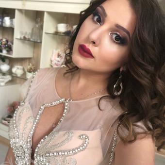 Angelika prof Makeup Artist / Anzhelika Yurieva / Darbų pavyzdys ID 872143