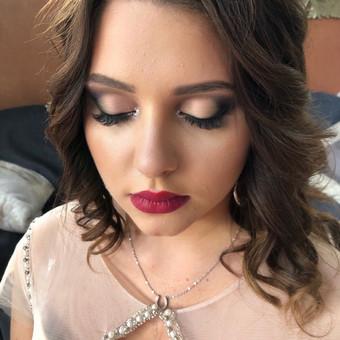 Angelika prof Makeup Artist / Anzhelika Yurieva / Darbų pavyzdys ID 872145