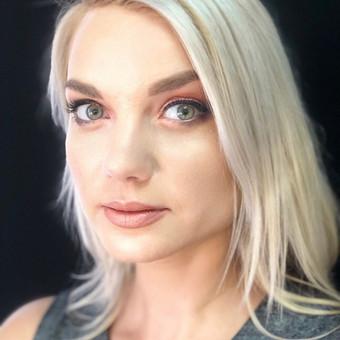 Angelika prof Makeup Artist / Anzhelika Yurieva / Darbų pavyzdys ID 872157