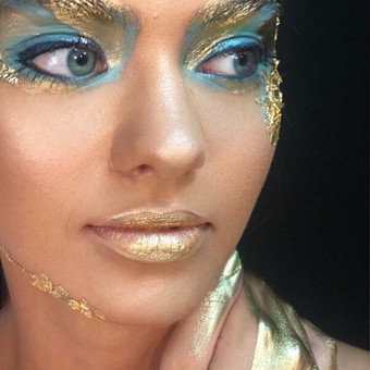 Angelika prof Makeup Artist / Anzhelika Yurieva / Darbų pavyzdys ID 872161