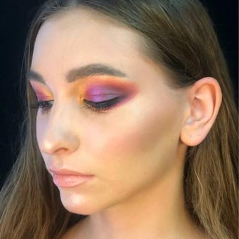 Angelika prof Makeup Artist / Anzhelika Yurieva / Darbų pavyzdys ID 872163