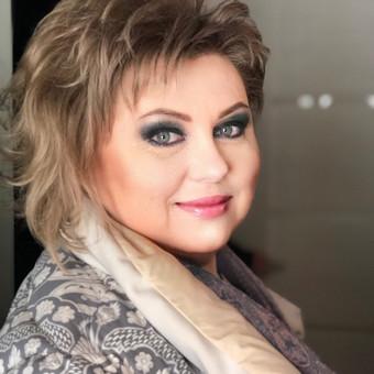 Angelika prof Makeup Artist / Anzhelika Yurieva / Darbų pavyzdys ID 872179