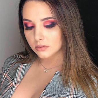 Angelika prof Makeup Artist / Anzhelika Yurieva / Darbų pavyzdys ID 872181
