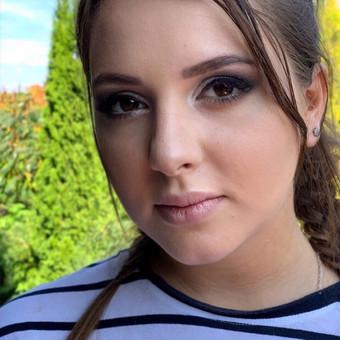 Angelika prof Makeup Artist / Anzhelika Yurieva / Darbų pavyzdys ID 872195