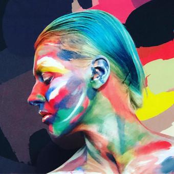Angelika prof Makeup Artist / Anzhelika Yurieva / Darbų pavyzdys ID 872207