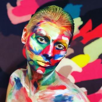 Angelika prof Makeup Artist / Anzhelika Yurieva / Darbų pavyzdys ID 872209