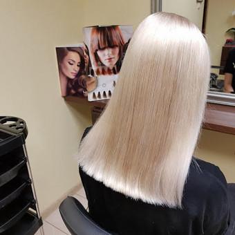 Modeliniai kirpimai, plaukų dažymas, ilgal.plaukų tiesinimas / Grožio Salonas/Kirpykla / Darbų pavyzdys ID 874939