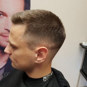 Modeliniai kirpimai, plaukų dažymas, ilgal.plaukų tiesinimas / Grožio Salonas/Kirpykla / Darbų pavyzdys ID 874965