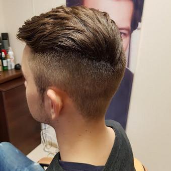 Modeliniai kirpimai, plaukų dažymas, ilgal.plaukų tiesinimas / Grožio Salonas/Kirpykla / Darbų pavyzdys ID 874967