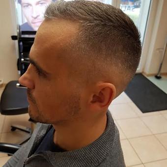 Modeliniai kirpimai, plaukų dažymas, ilgal.plaukų tiesinimas / Grožio Salonas/Kirpykla / Darbų pavyzdys ID 874971