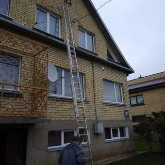 Elektrikas 860001840 Šiauliai / Pavelas / Darbų pavyzdys ID 875411