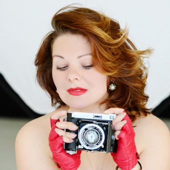 asmeninės fotosesijos