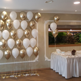 Dekoravimas balionais! / FESTIMA / Darbų pavyzdys ID 876981