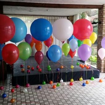 Dekoravimas balionais! / FESTIMA / Darbų pavyzdys ID 876997
