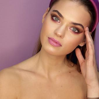 Angelika prof Makeup Artist / Anzhelika Yurieva / Darbų pavyzdys ID 878657