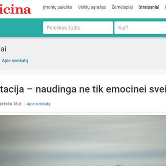 Tekstų kūrėja | Straipsnių, įvairių tekstų rašymas / Jurgita Juknaitė-Kozlova / Darbų pavyzdys ID 879367