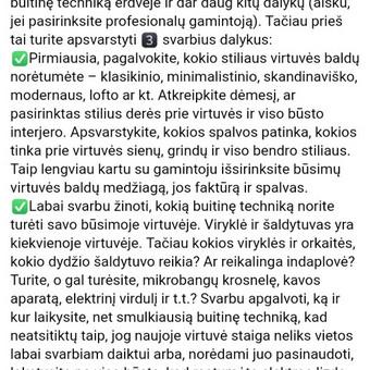 Tekstų kūrėja | Straipsnių, įvairių tekstų rašymas / Jurgita Juknaitė-Kozlova / Darbų pavyzdys ID 879371