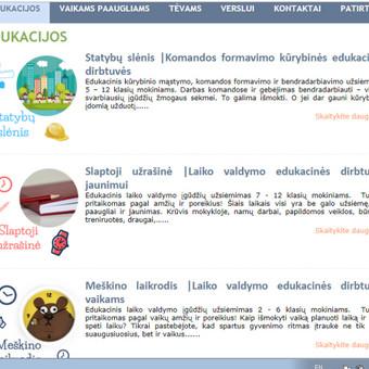 Tekstų kūrėja | Straipsnių, įvairių tekstų rašymas / Jurgita Juknaitė-Kozlova / Darbų pavyzdys ID 880101