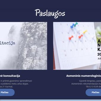 Tekstų kūrėja | Straipsnių, įvairių tekstų rašymas / Jurgita Juknaitė-Kozlova / Darbų pavyzdys ID 880103