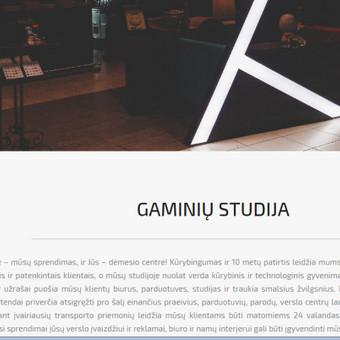 Tekstų kūrėja | Straipsnių, įvairių tekstų rašymas / Jurgita Juknaitė-Kozlova / Darbų pavyzdys ID 880105