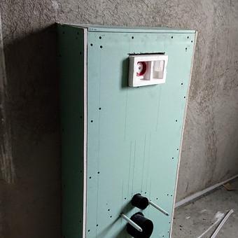 Gipso kartono montavimo darbai / Gipso kartono montavimo darbai / Darbų pavyzdys ID 880115