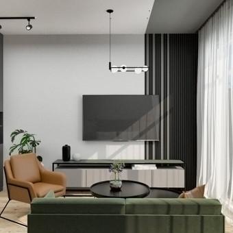 3D vizualizacijų rengimas/3D planai/interjero projektavimas / Agnė / Darbų pavyzdys ID 881135