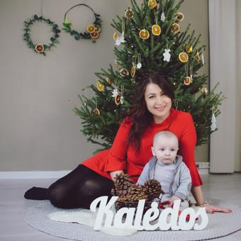 Kviečiu registruotis Kalėdinėms fotosesijoms studijoje :) / Sandra / Darbų pavyzdys ID 882883