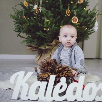 Kviečiu registruotis Kalėdinėms fotosesijoms studijoje :) / Sandra / Darbų pavyzdys ID 882885